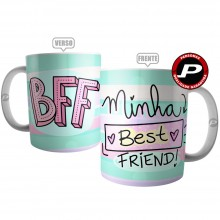 Caneca BFF - Best Friend Forever