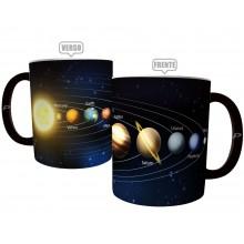 Caneca Mágica Sistema Solar