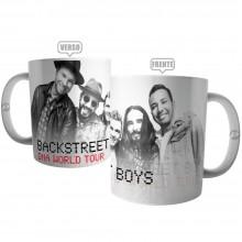 Caneca Banda Backstreet Boys - Dna World Tour