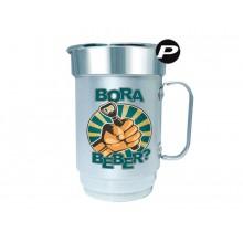 Caneca de Cerveja Carnaval - Bora Beber + Cordão Tirante