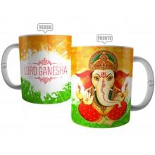 Caneca Lord Ganesha - Deus Hindu Indiano