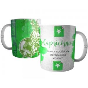 Caneca Signo de Capricórnio - Coleção Horóscopo
