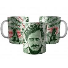 Caneca Pablo Escobar - El Patron