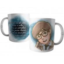 Caneca Frase do Cientista Stephen Hawking - Coleção Ciência