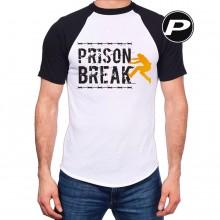 Camiseta da Série Prison Break