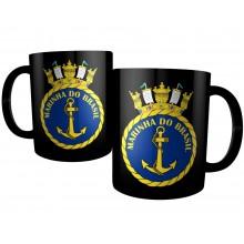 Caneca Brasão da Marinha Brasileira