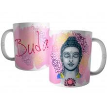 Caneca Buda - Budismo