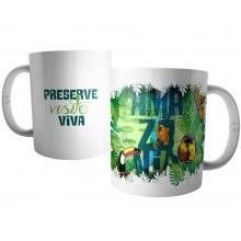 Caneca Amazônia - Preserve, Visite e Viva