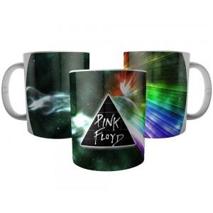 Caneca Banda Pink Floyd - Dark Side of the Moon