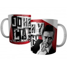 Caneca Cantor Johnny Cash