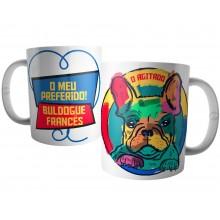 Caneca Bulldog Francês - O Agitado