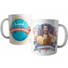 Caneca Jesus - Valeu, Falous