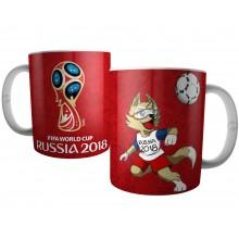 Caneca Copa da Rússia 2018