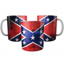 Caneca Bandeira Confederados