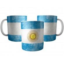 Caneca Bandeira da Argentina