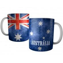 Caneca Bandeira da Austrália
